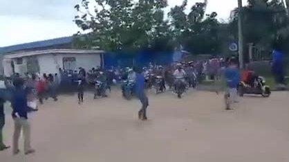 Hàng nghìn người tháo chạy vì ổ Covid-19 trong khu công nghiệp