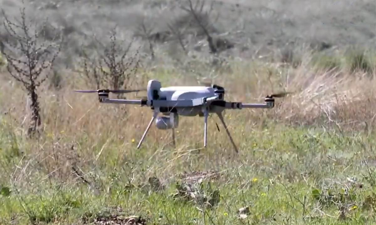 UAV sát thủ tự ý săn người