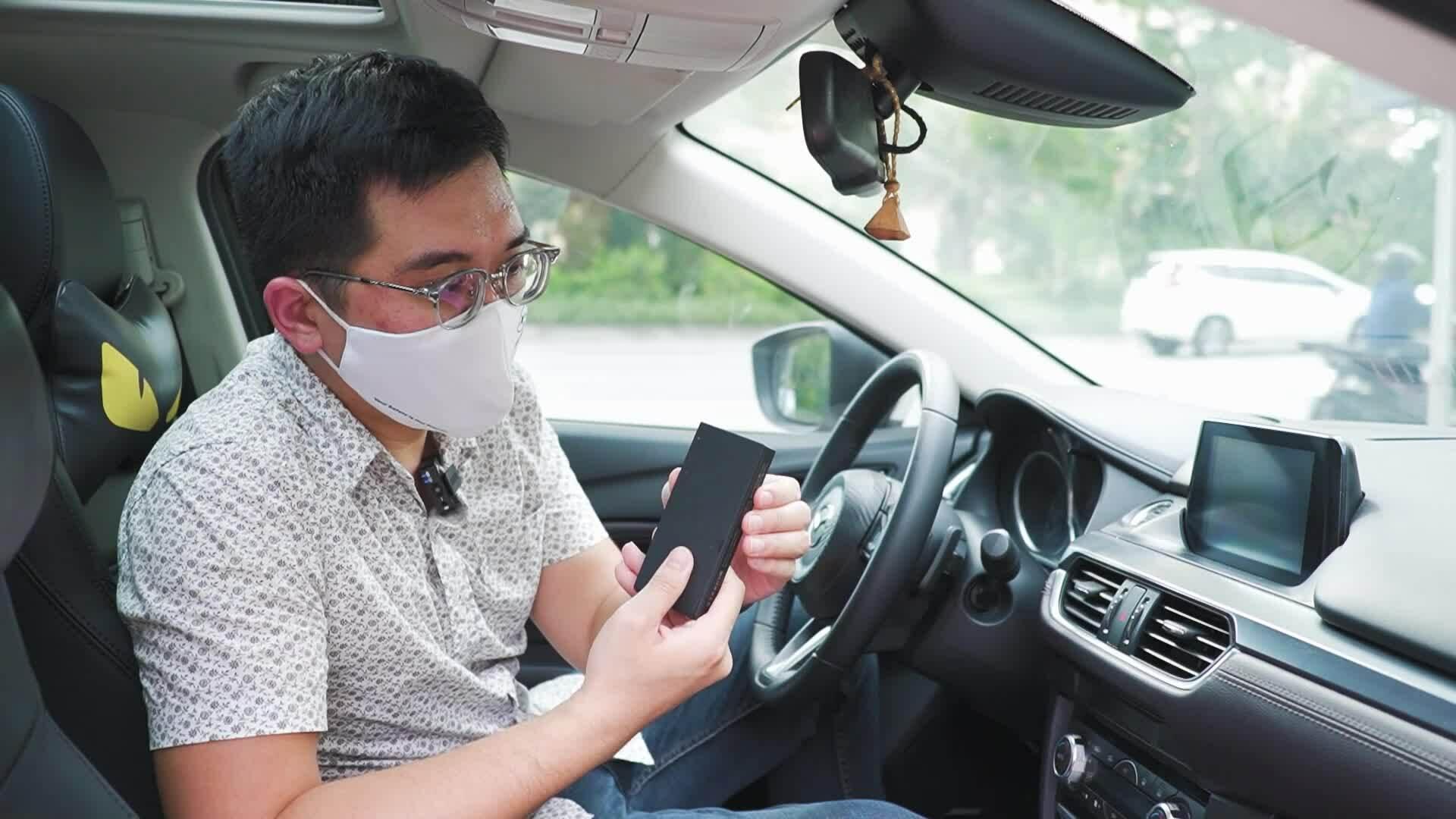 Những vật dụng có thể gặp nguy hại khi để trong xe