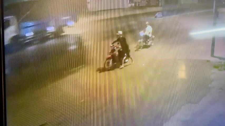 Cảnh sát đoán số xe, tìm nghi can đốt thi thể chủ quán nước