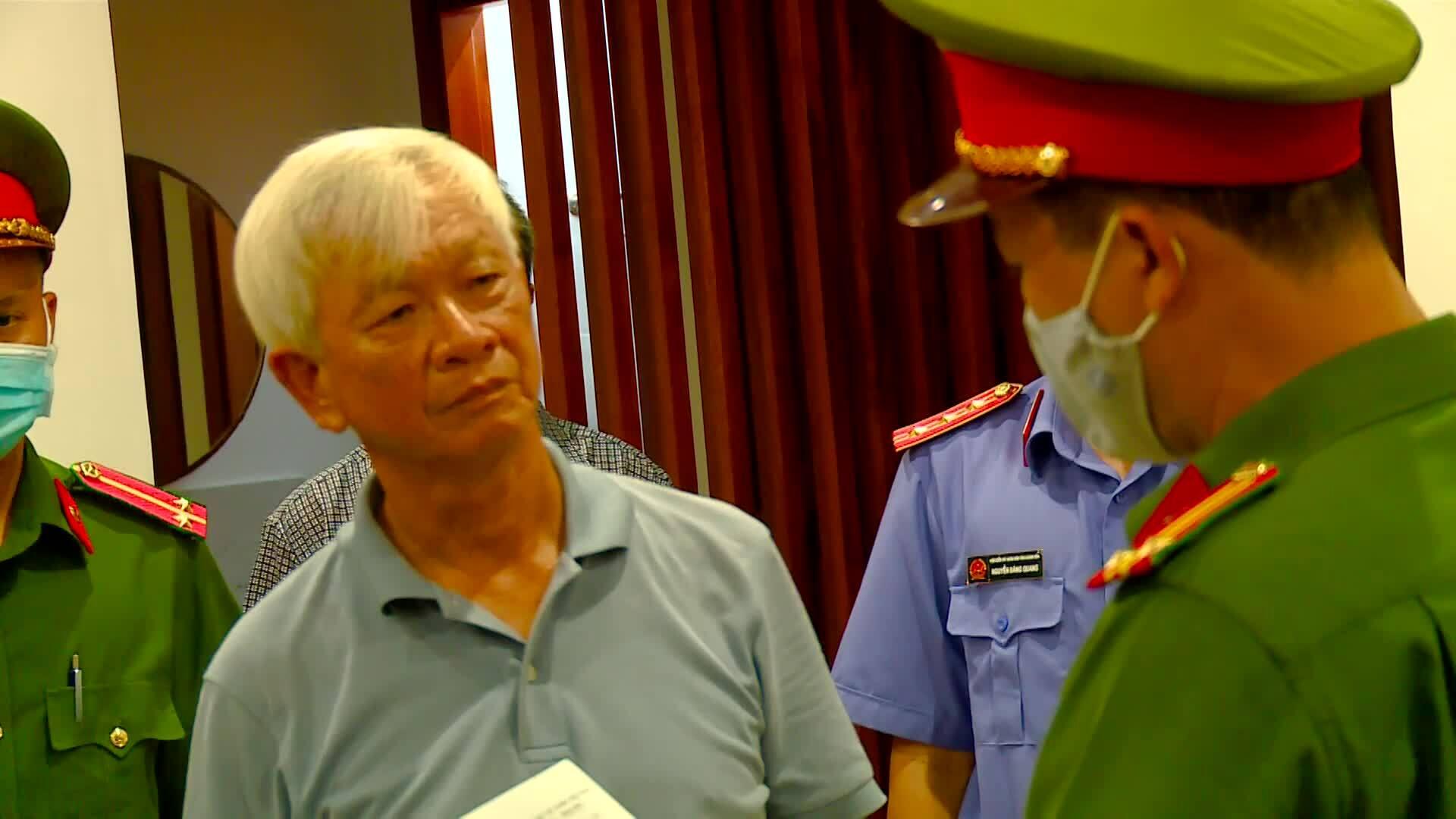Hai cựu Chủ tịch Khánh Hòa bị bắt