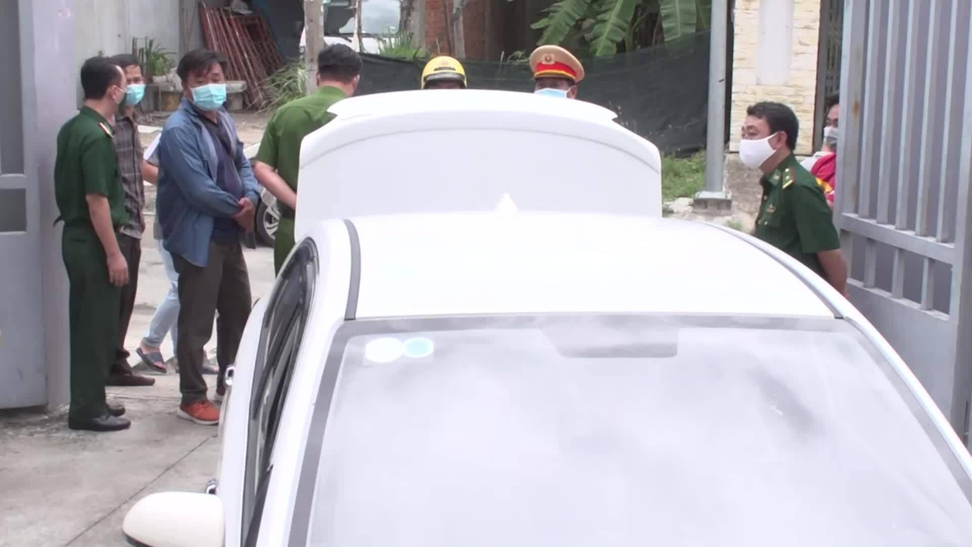 Ma tuý trên ôtô