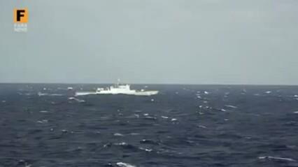 Iran đăng video chiến hạm vượt biển đến sân sau của Mỹ