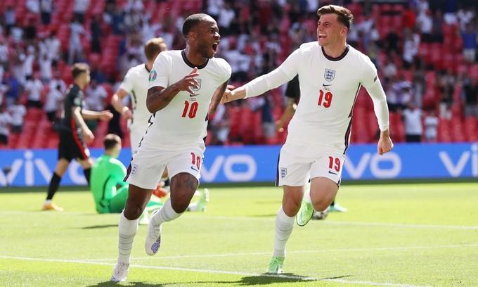 อังกฤษ 1-0 โครเอเชีย