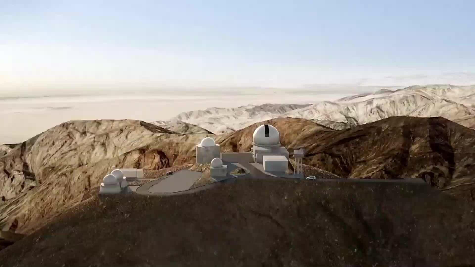 Dự án đài quan sát thiên văn lớn nhất châu Á