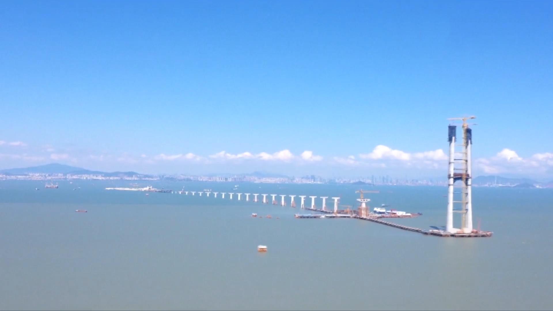 Dự án cầu vượt biển cao nhất thế giới