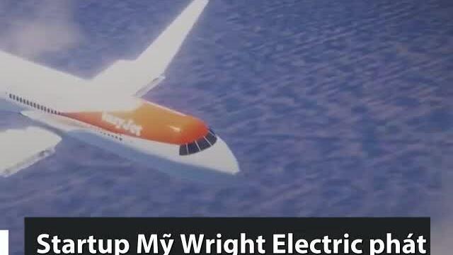 Máy bay điện chở được 180 hành khách