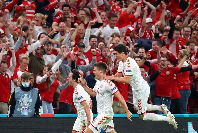 Nga 1-4 Đan Mạch