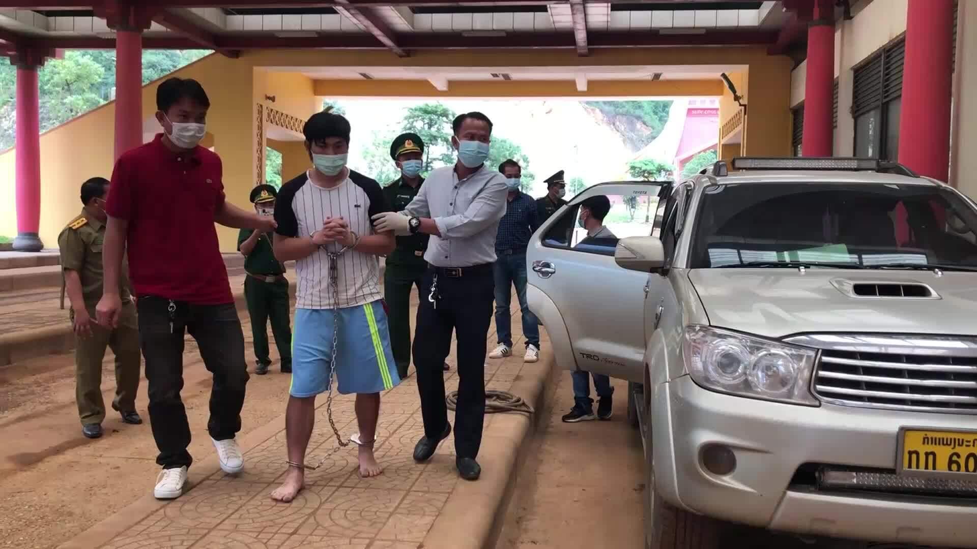 Kẻ vận chuyển 250kg ma tuý bị bắt sau một năm trốn sang Lào