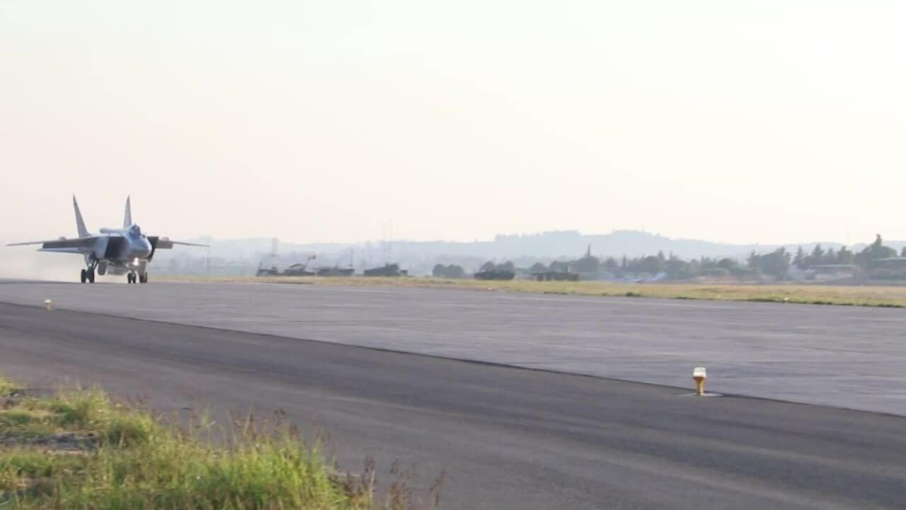 Nga điều tiêm kích mang tên lửa siêu vượt âm đến Syria