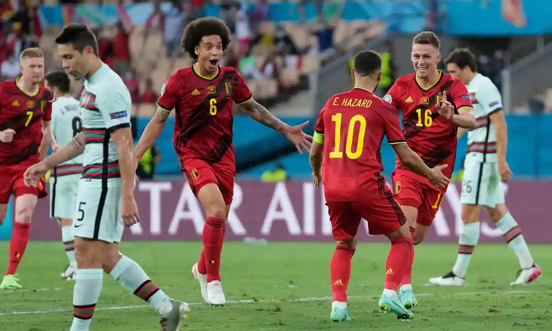 Belgia 1-0 Portugal