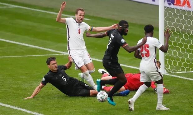 อังกฤษ 2-0 เยอรมัน
