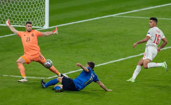 Italy 1-1 Tây Ban Nha