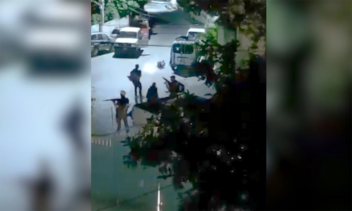 Loạt đạn đoạt mạng Tổng thống Haiti
