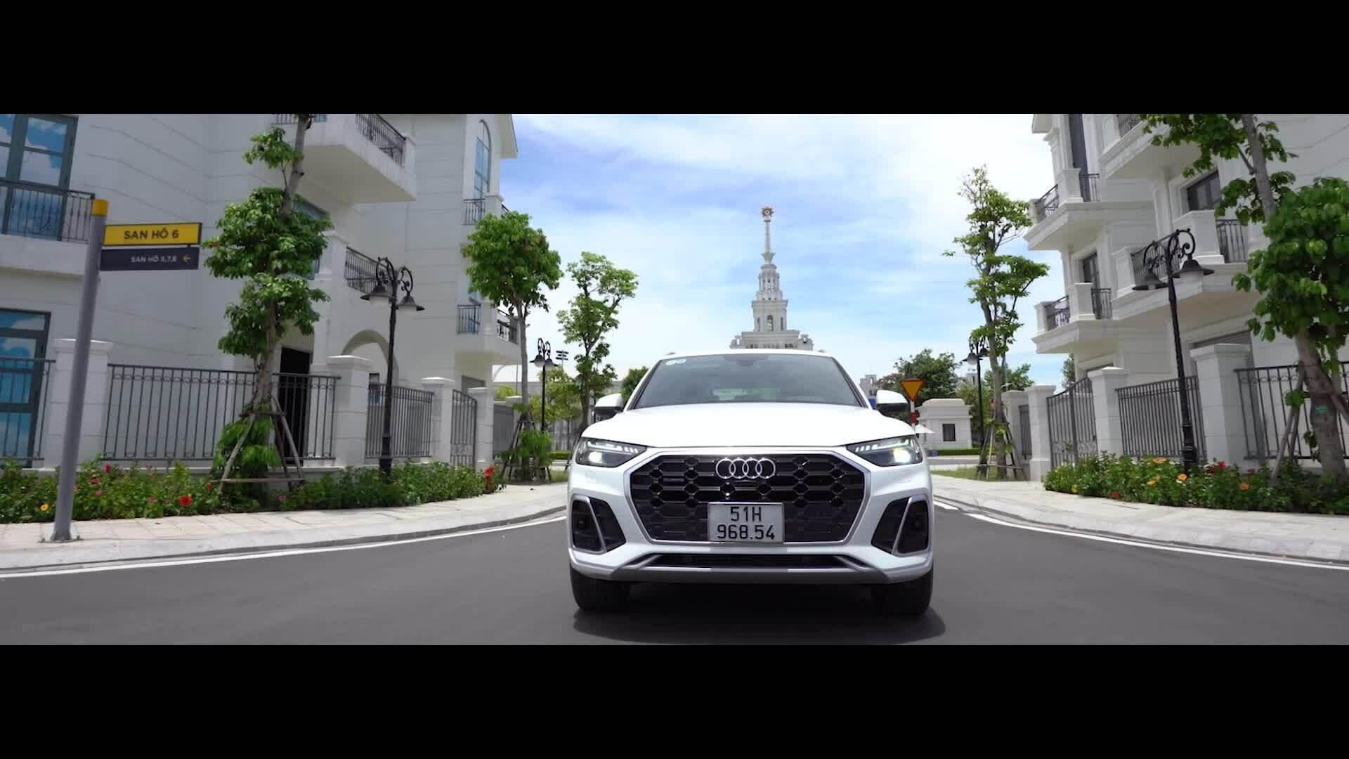 Audi Q5 2021 – Audi's most harmonious luxury SUV