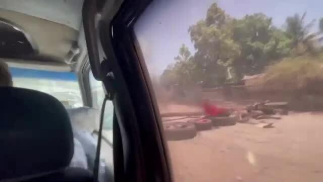 Nổ súng gần lễ tang Tổng thống Haiti