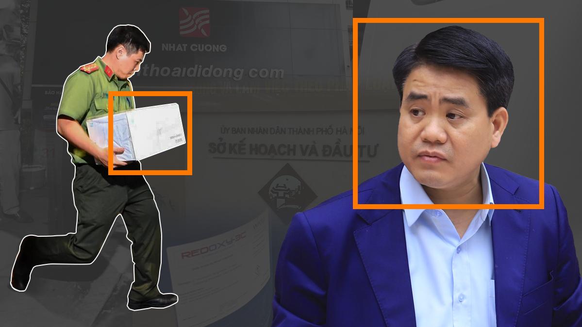 Ba vụ án của ông Nguyễn Đức Chung