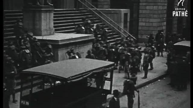 100 năm sau bí ẩn vụ đánh bom phố Wall