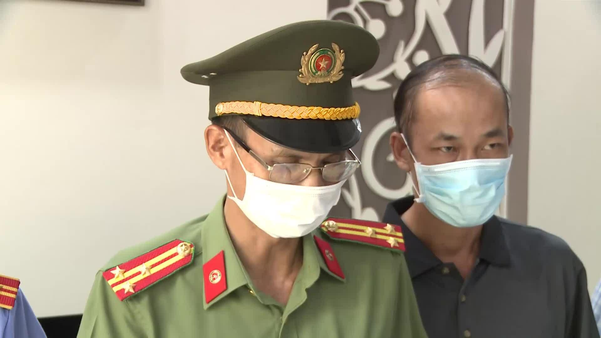 Chánh văn phòng cảng hàng không quốc tế Phú Bài bị bắt