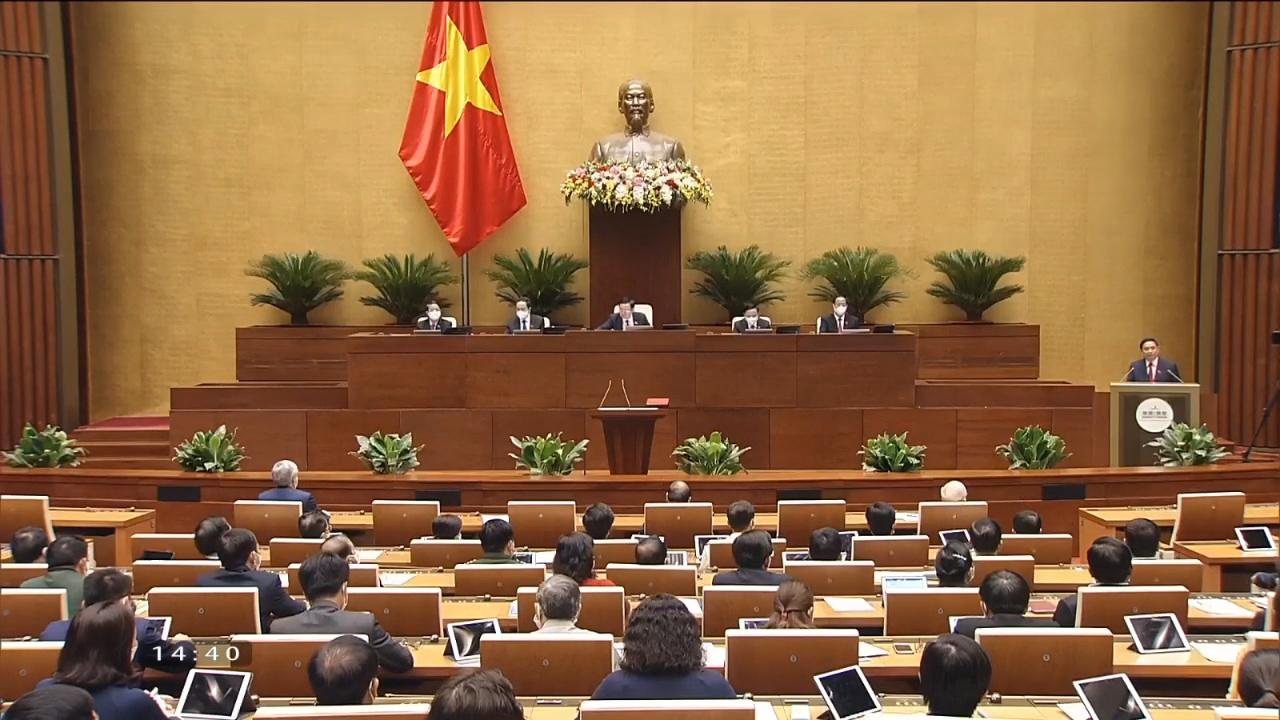 Thủ tướng phát biểu nhậm chức
