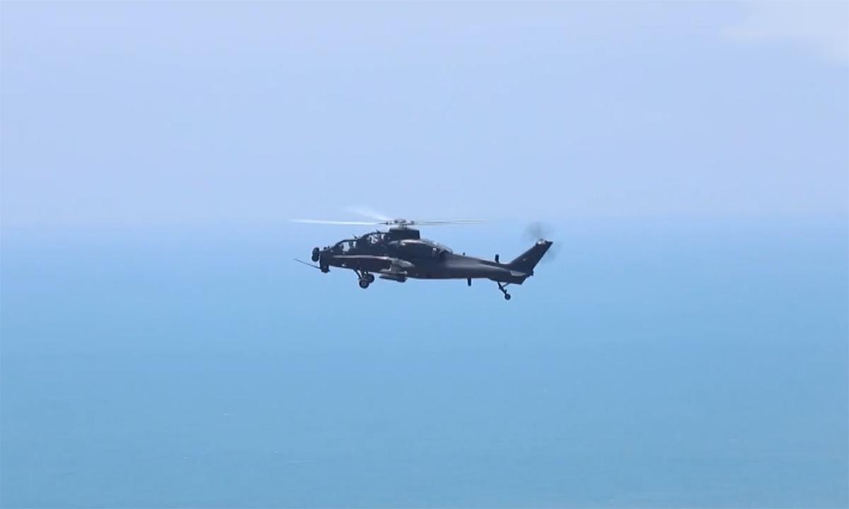 Trung Quốc tổ chức loạt diễn tập tấn công trên biển