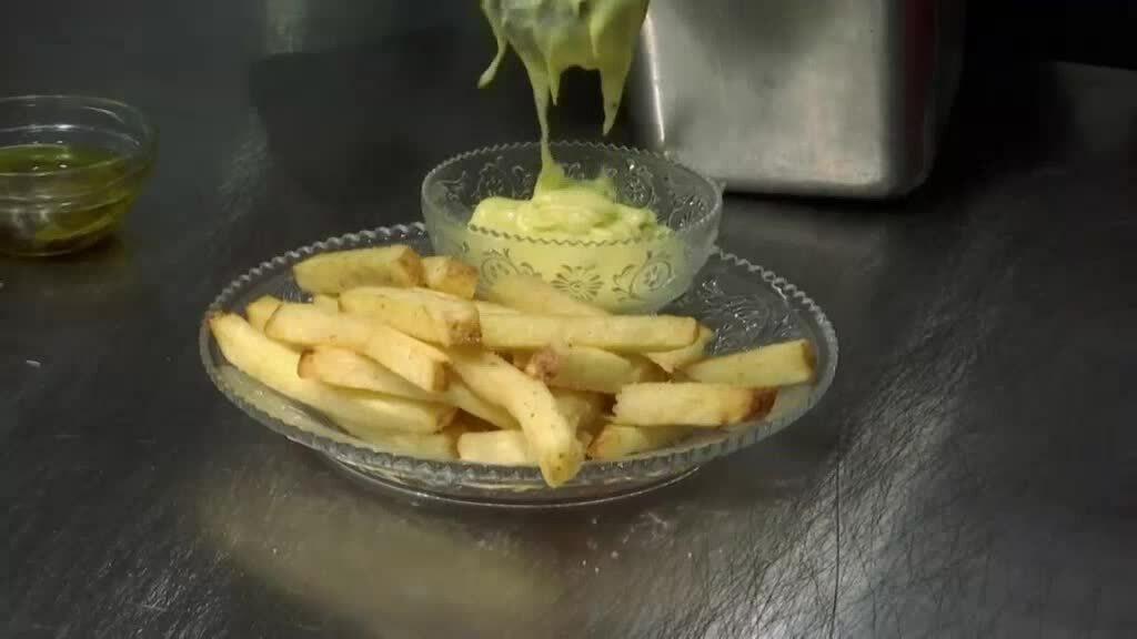Món khoai tây chiên xa xỉ nhất thế giới