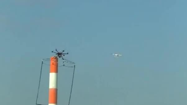 Cảnh sát Nhật tóm gọn drone quay phim nơi nhạy cảm
