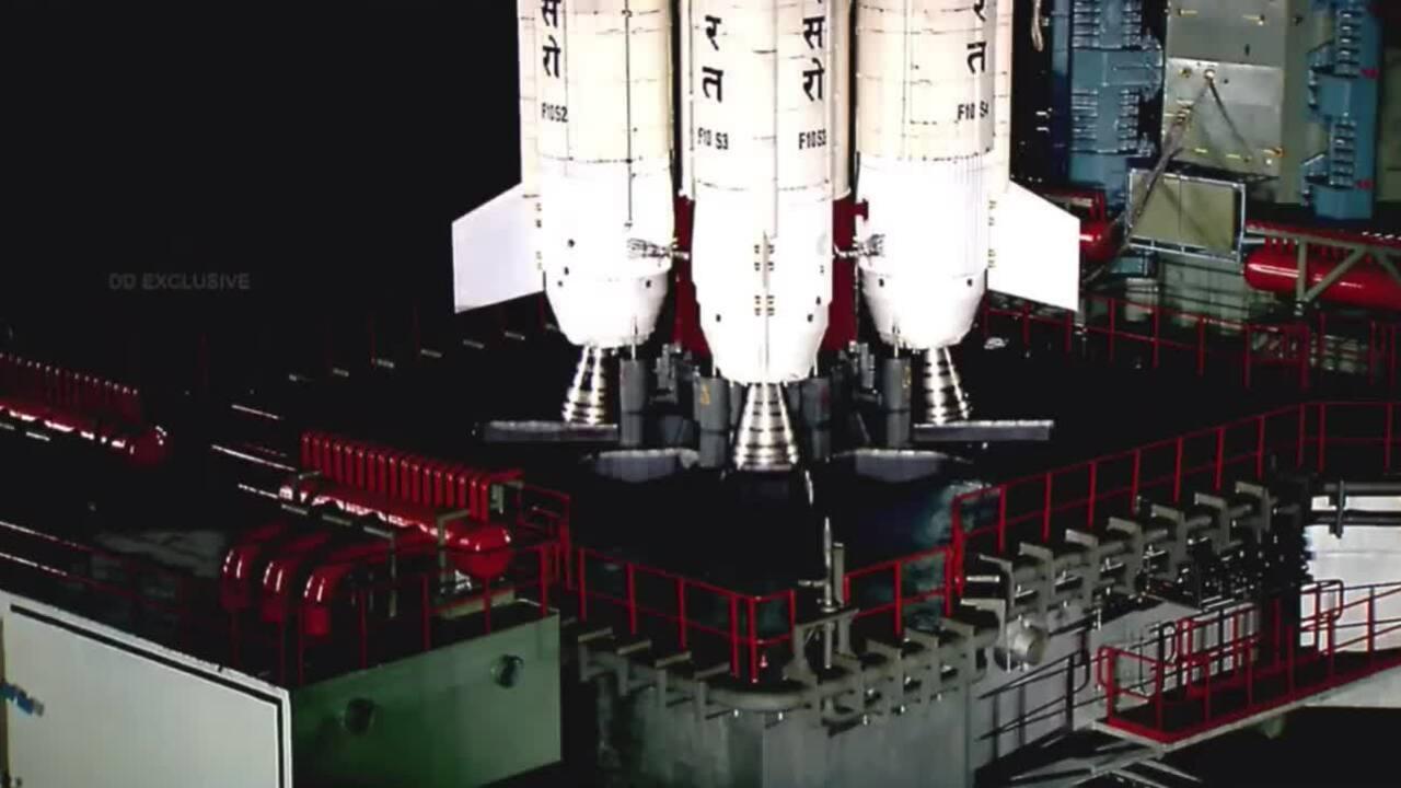 Sự cố tên lửa khiến vệ tinh Ấn Độ mất tích
