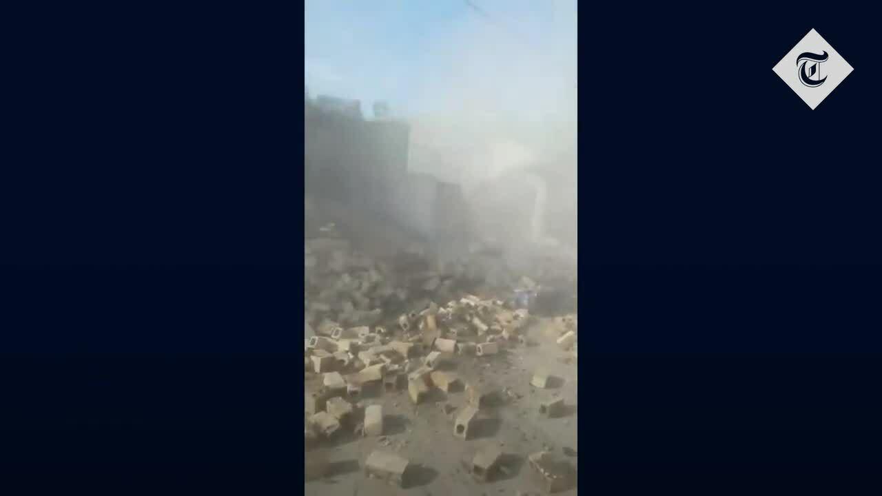 Ít nhất 304 người chết vì động đất ở Haiti