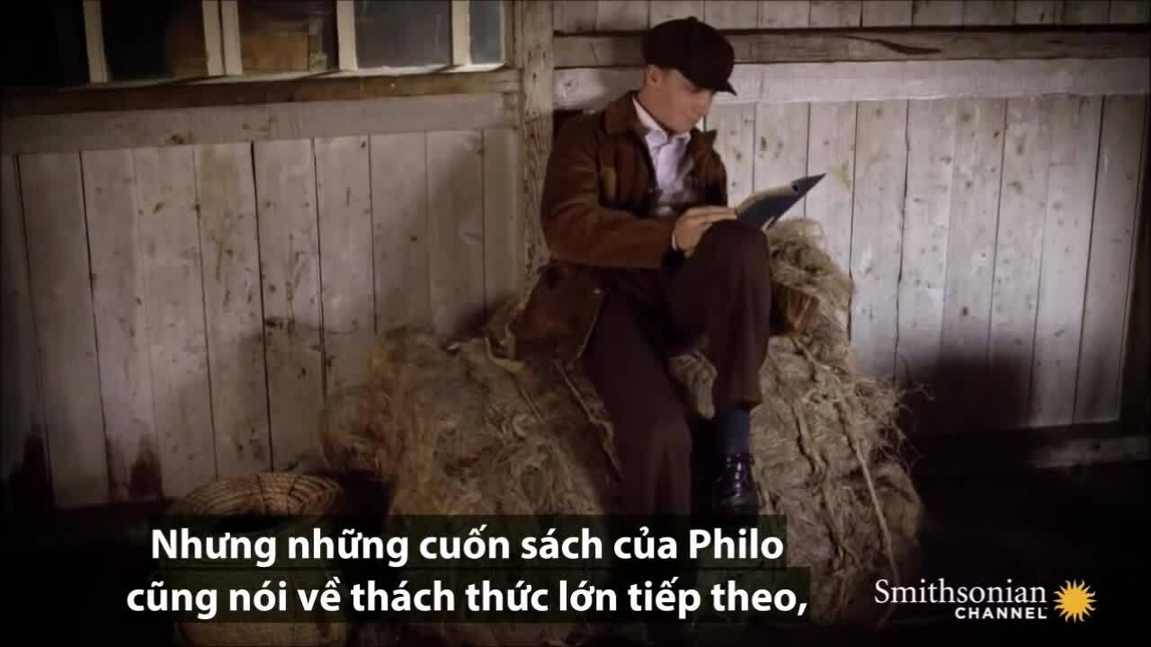 Phát hiện từ đồng ruộng giúp cậu bé nông dân sáng chế TV