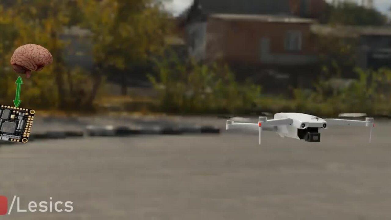 Drone hoạt động như thế nào?