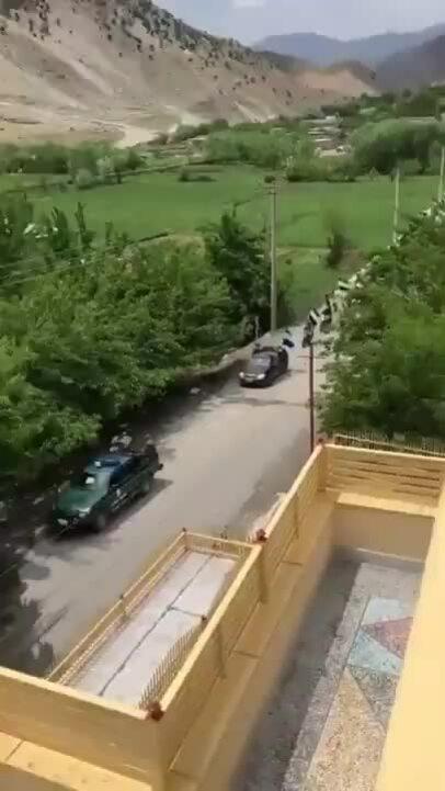 Phó tổng thống Afghanistan lập liên minh chống Taliban