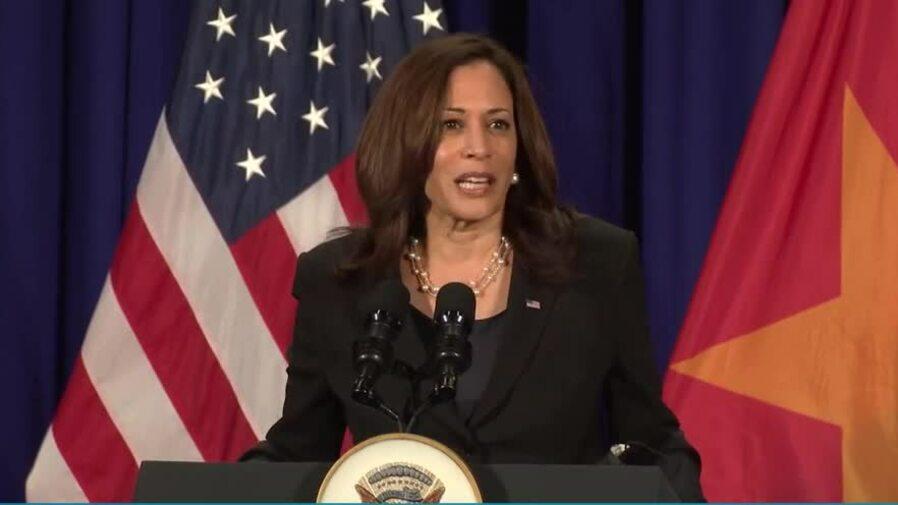 Bà Harris: 'Chuyến thăm báo hiệu khởi đầu chương mới quan hệ Việt - Mỹ'