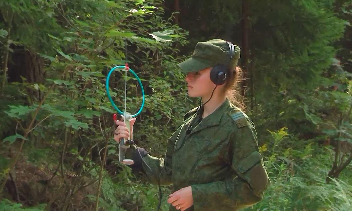 Nữ quân nhân tham gia Army Games 2021 đông kỷ lục