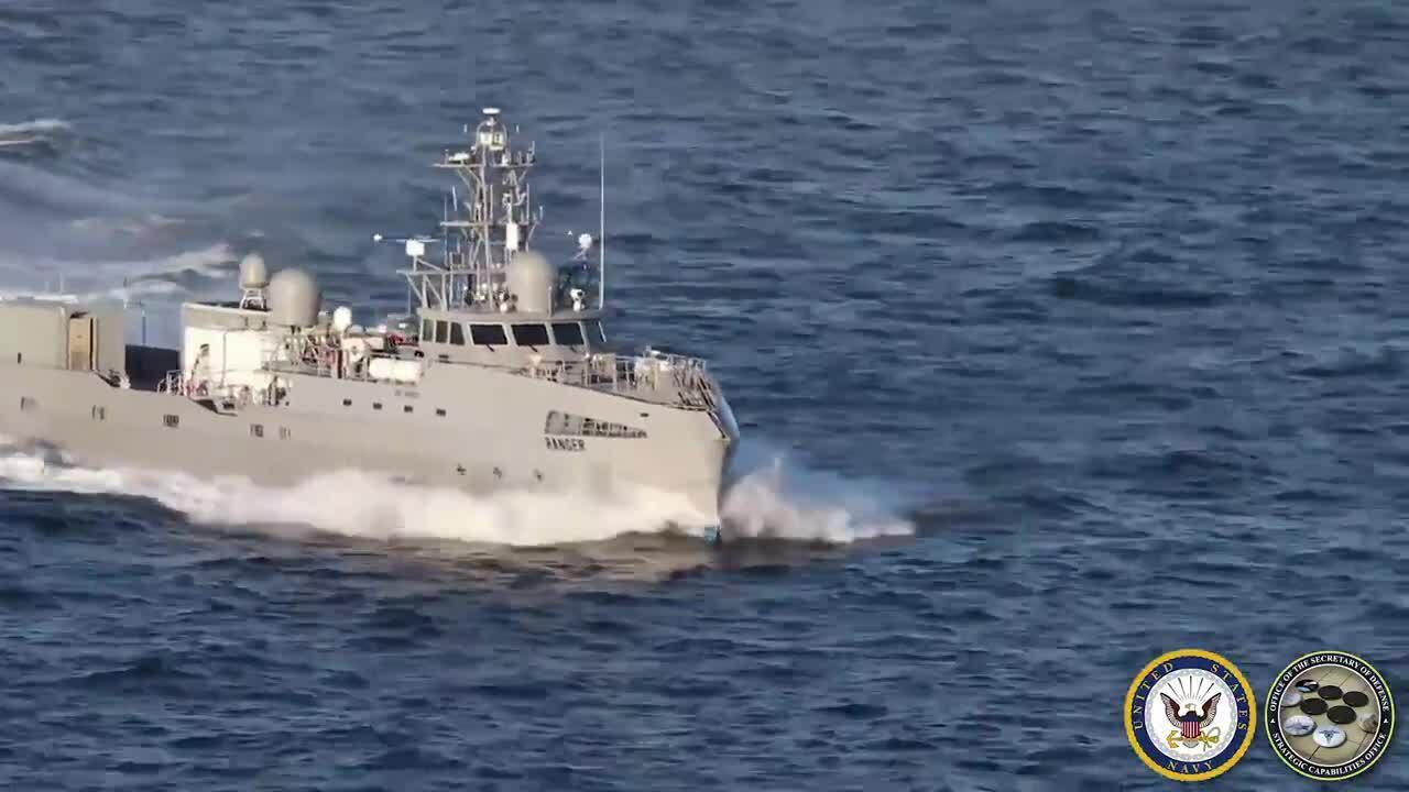 'Tàu ma' Mỹ phóng tên lửa phòng không tầm xa