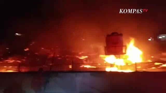 Cháy nhà tù Indonesia, 41 người chết
