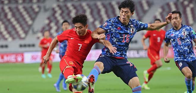 จีน 0-1 ญี่ปุ่น