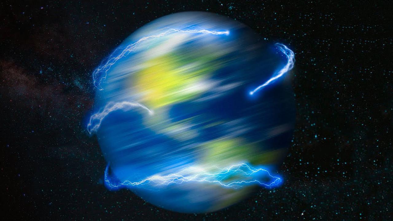 Viễn cảnh nếu Trái Đất quay nhanh dần đến tốc độ ánh sáng
