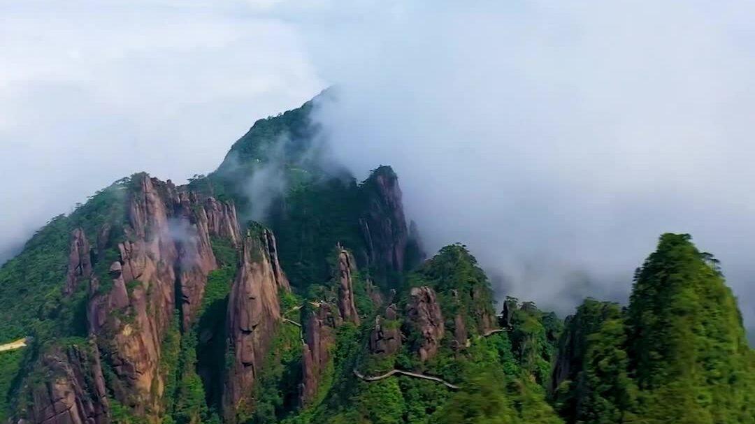 Vẻ đẹp kỳ vĩ của vườn quốc gia Tam Thanh Sơn