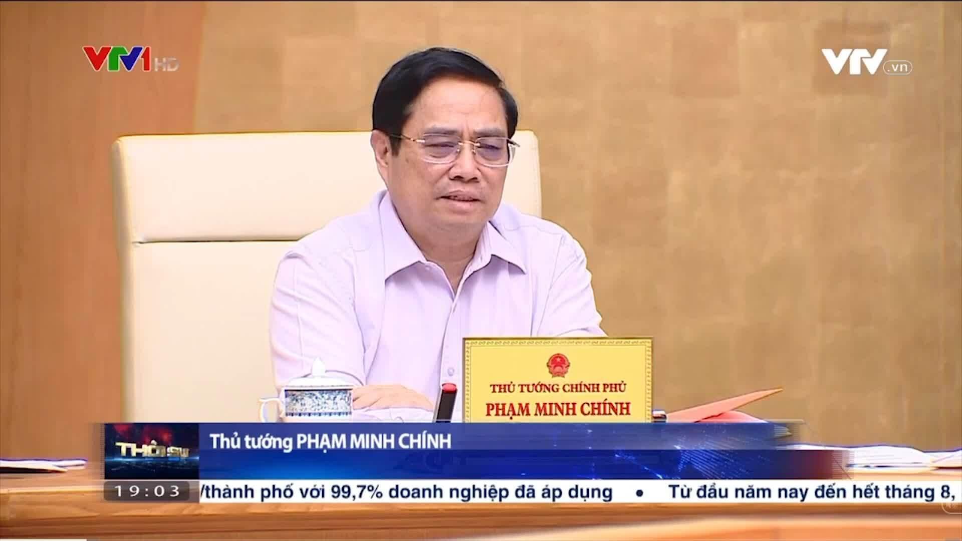 Video Thủ tướng họp với Kiên Giang, Tiền Giang