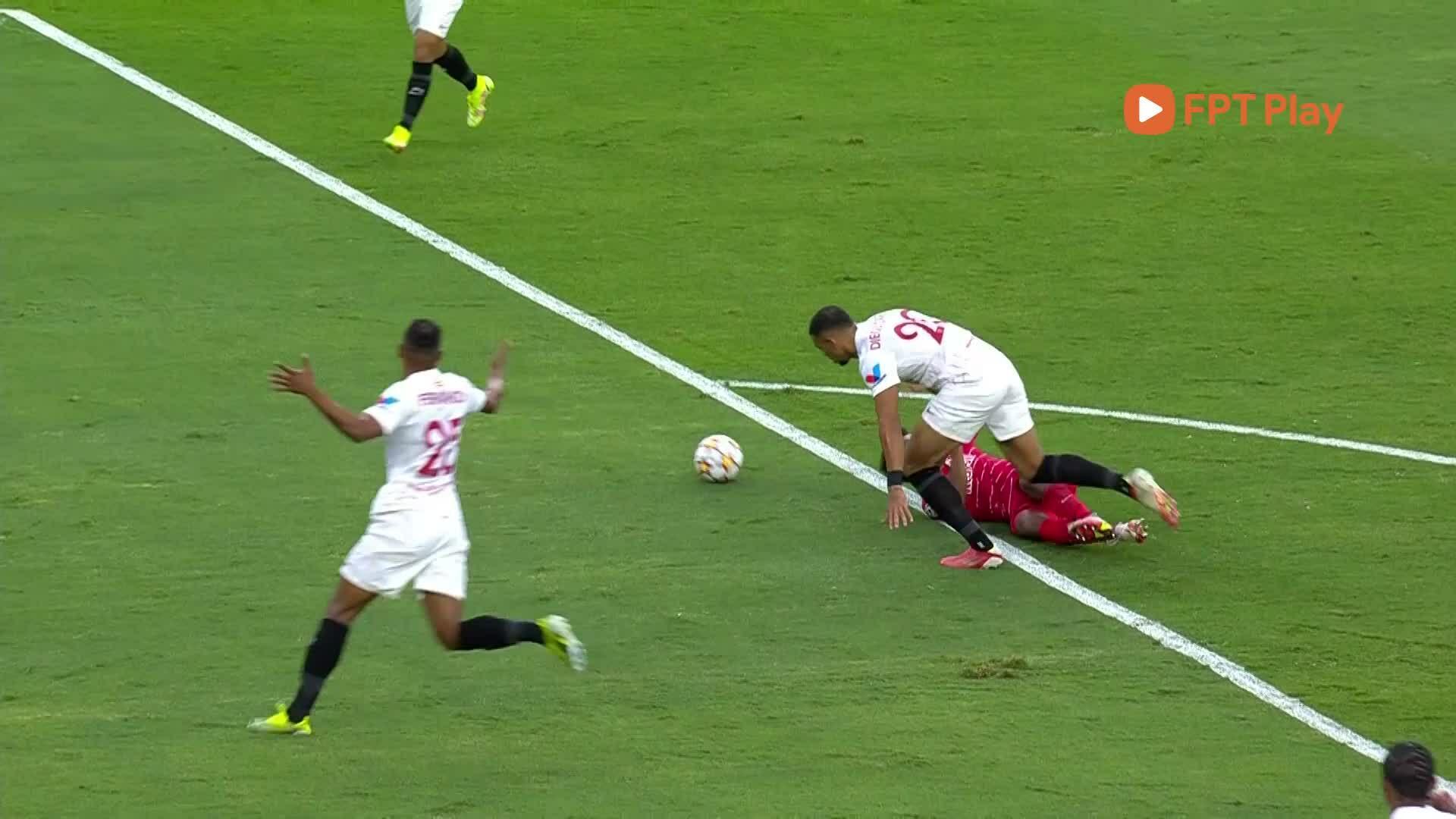 Sevilla 1-1 Salzburg