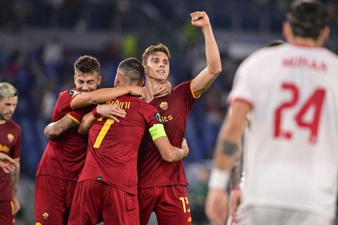 Roma 5-1 CSKA Sofia