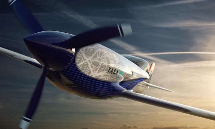 Rolls-Royce thử nghiệm máy bay điện nhanh nhất thế giới