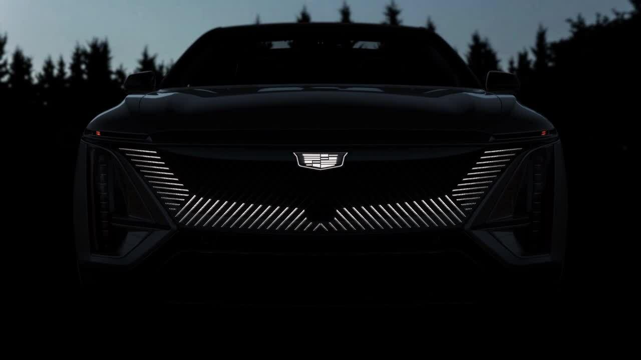 Cadillac Lyriq - xe sang chạy điện 'cháy hàng' tại Mỹ
