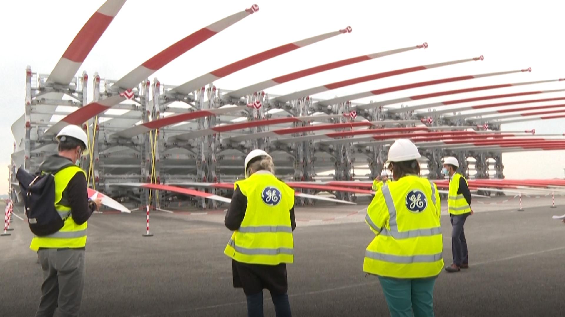 Dự án điện gió ngoài khơi 480 MW