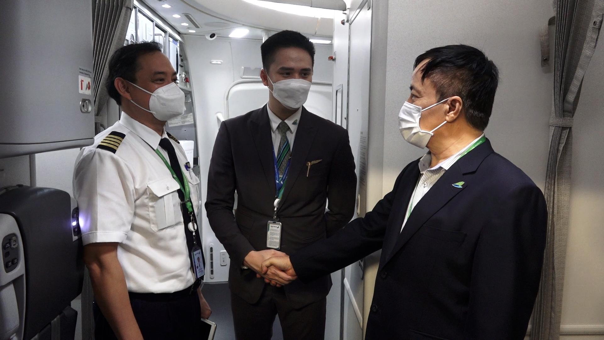 Phỏng vấn Phó tổng giám đốc Bamboo Airways