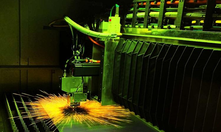 Sức mạnh của máy cắt laser