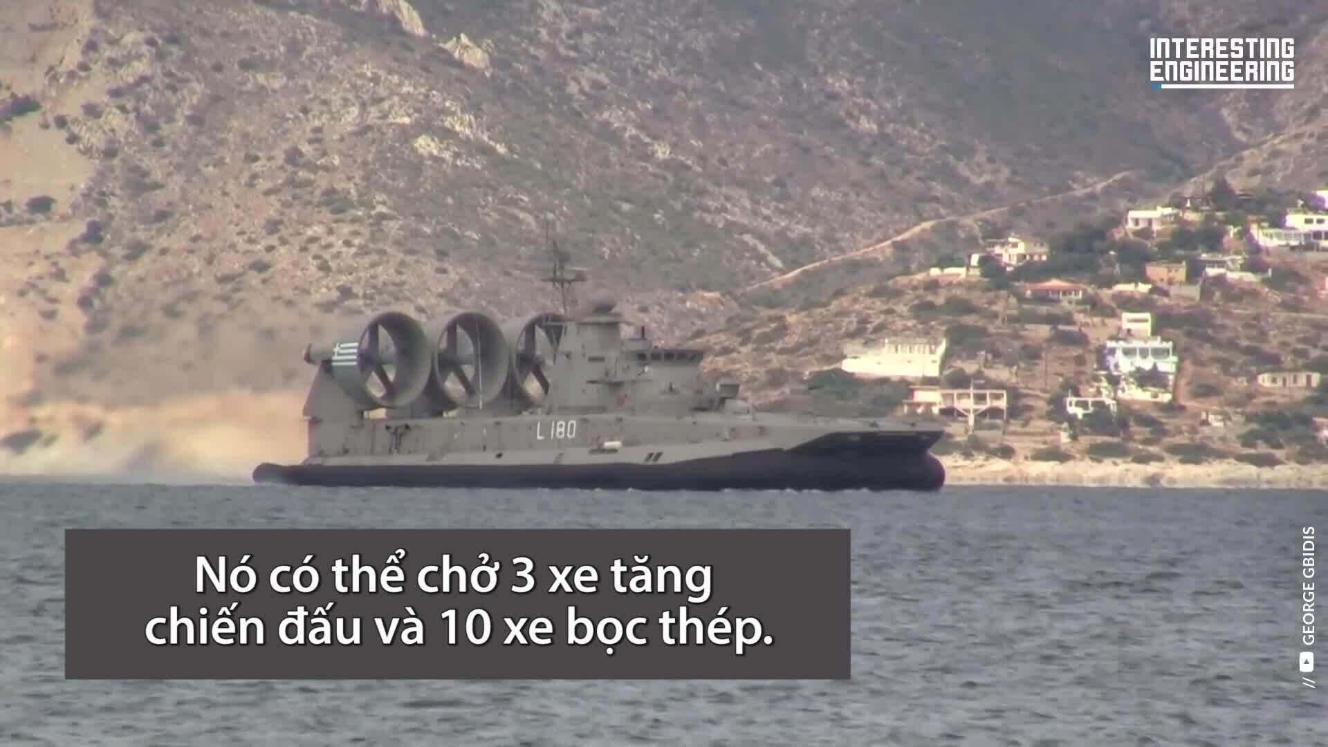 9 phương tiện quân sự uy lực nhất thế giới