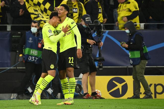 Dortmund 1-0 Sporting Lisbon
