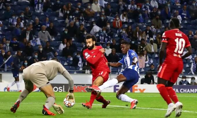 Porto 1-5 Liverpool